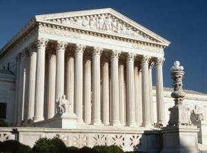 United States Supreme Court picture for Warren Burger